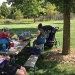 Lake Ridge picnic 1